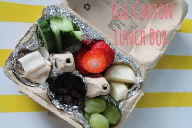 Egg Box Lunch Box